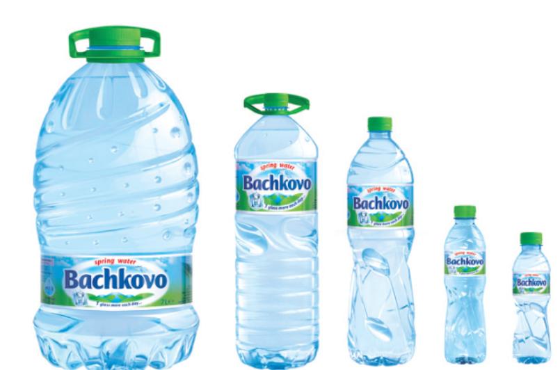 """Изворна вода """"Бачково"""""""