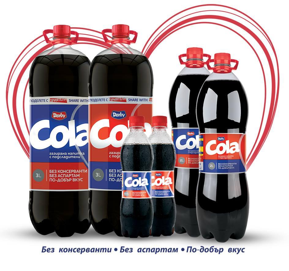 Derby Cola